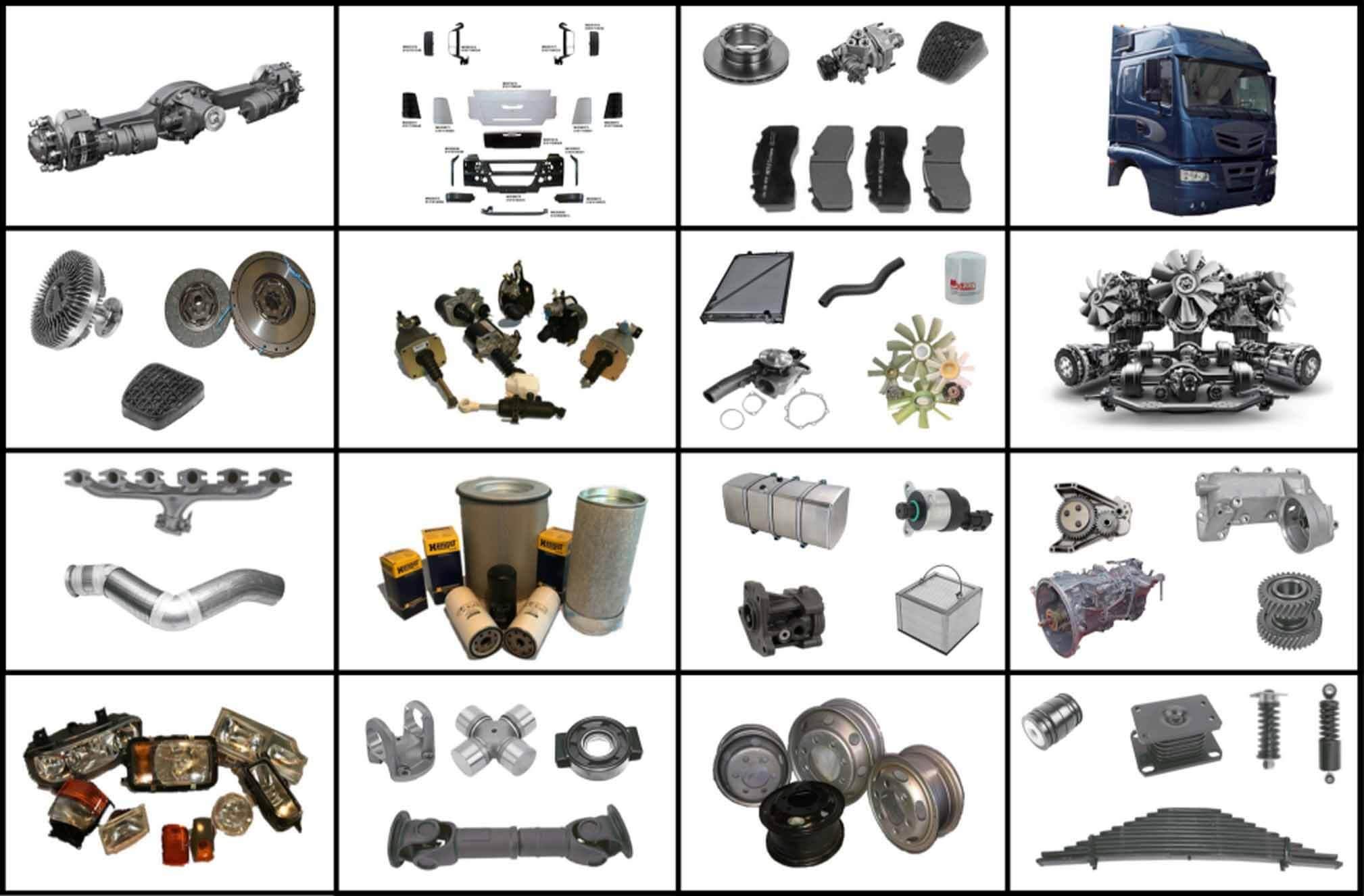 Bumper to Bumper Truck Parts