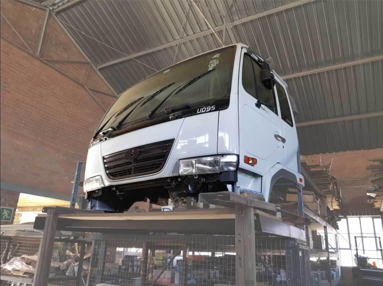 Truck Parts Cab Bloemfontein Free State