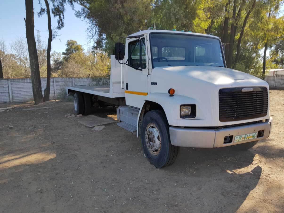 Truck Parts Freightliner Bloemfontein Free State