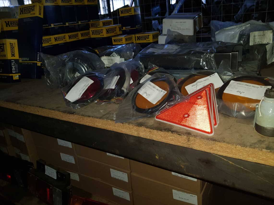 Truck Parts Reflectors Bloemfontein Free State